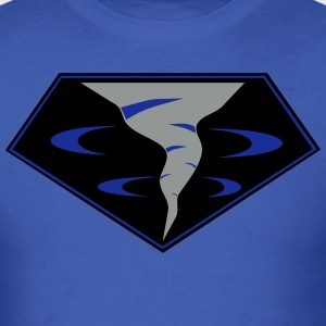 Captain Vortex - Men's T-Shirt