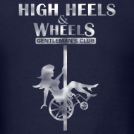 Design ~ HIgh Heels & Wheels