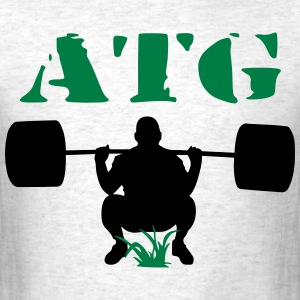 ATG Squats T-Shirts - Men's T-Shirt