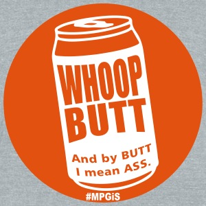 Most Popular Girls Whoop Butt T-Shirts - Unisex Tri-Blend T-Shirt by American Apparel