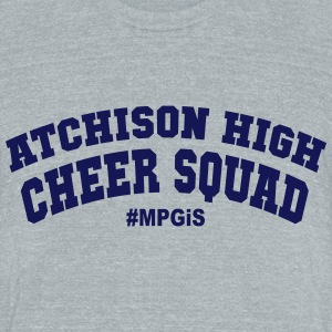 Most Popular Girls Atchison T-Shirts - Unisex Tri-Blend T-Shirt by American Apparel