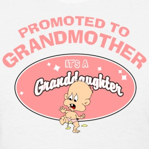 New Grandma New Granddaughter T-Shirt - Women's T-Shirt