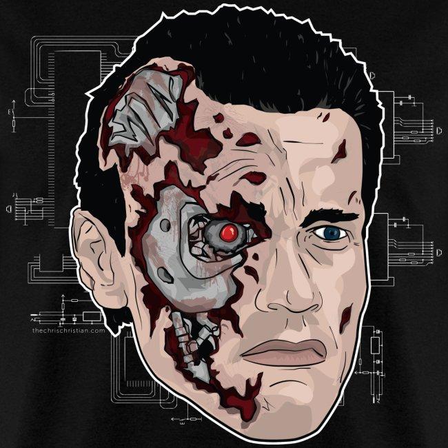 Cyborg Man-T800