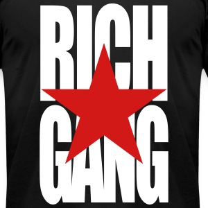 Rich Gang T-Shirts - Men's T-Shirt by American Apparel