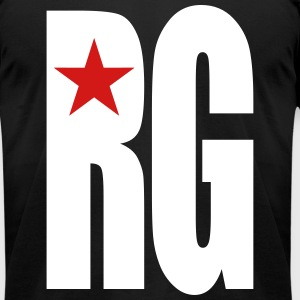 RG T-Shirts - Men's T-Shirt by American Apparel