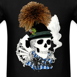 skull_Bavaria T-Shirts - Men's T-Shirt