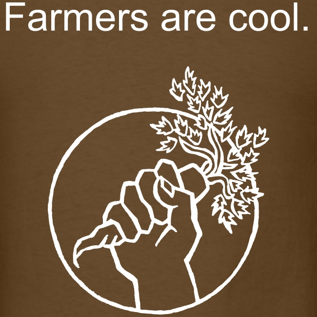 FARMERS ARE COOL. Mens