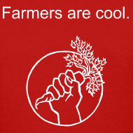 Design ~ FARMERS ARE COOL. Ladies