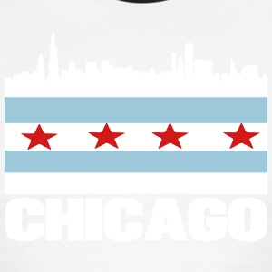 City of Chicago T-Shirts - Men's Ringer T-Shirt