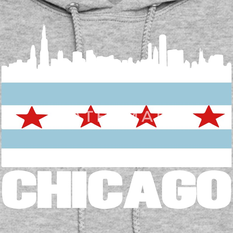 City of Chicago Hoodies - Women's Hoodie