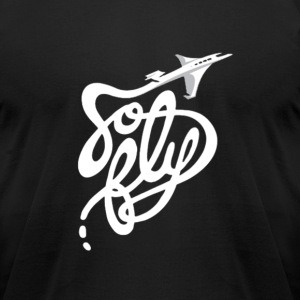 S0 FlY T-Shirts - Men's T-Shirt by American Apparel