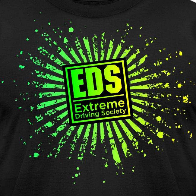 EDS Banzai (Lime on Black)