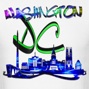Washington DC T-Shirts - Men's T-Shirt