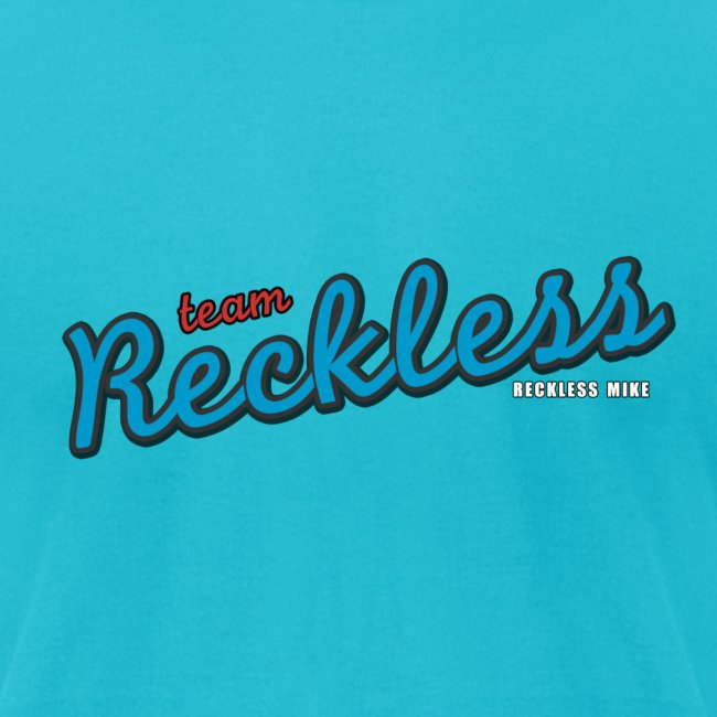 Men's Team Reckless shirt