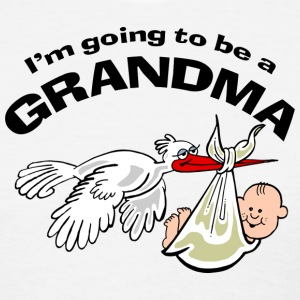 I'm Going To Be A Grandma T-Shirt - Women's T-Shirt