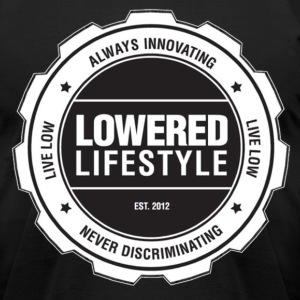 lowered T-Shirts - Men's T-Shirt by American Apparel