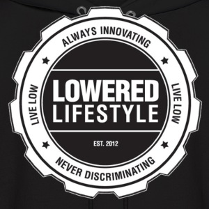 lowered Hoodies - Men's Hoodie