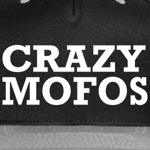 crazy mofos Caps - Snap-back Baseball Cap