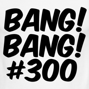 Bang Bang 300 T-Shirts - Men's Ringer T-Shirt