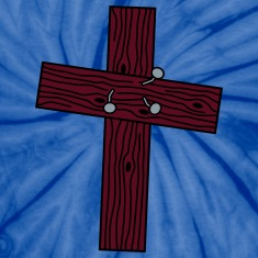 Wooden Cross T-shirts