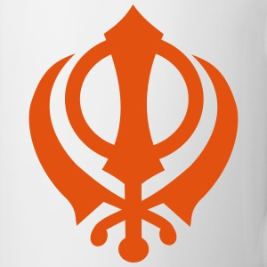 Khanda Bottles & Mugs - Coffee/Tea Mug