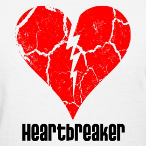 heartbreaker - Women's T-Shirt