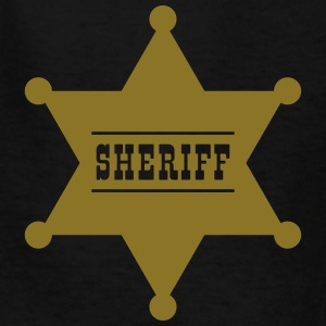 Sheriff's Star Kids' Shirts - Kids' T-Shirt