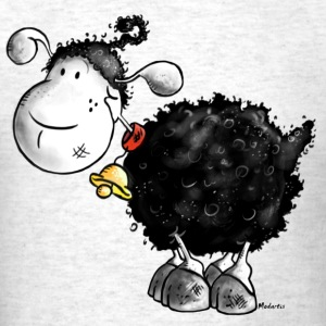 Woolly Wool - sheep t-shirt design T-Shirts - Men's T-Shirt