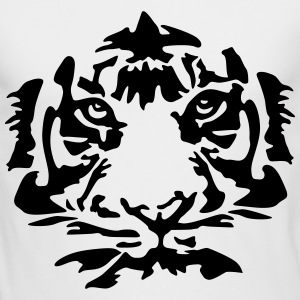 Tiger Long Sleeve Shirts - Men's Long Sleeve T-Shirt by Next Level