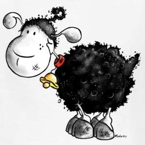 Woolly Wool - sheep t-shirt design Kids' Shirts - Kids' T-Shirt