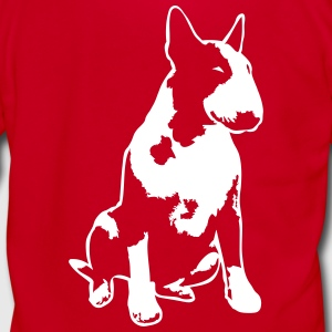 Bull Terrier 2013 1c_4dark Zip Hoodies/Jackets - Unisex Fleece Zip Hoodie by American Apparel