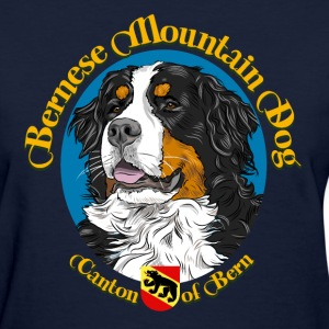 bernese_mountain_dog Women's T-Shirts - Women's T-Shirt