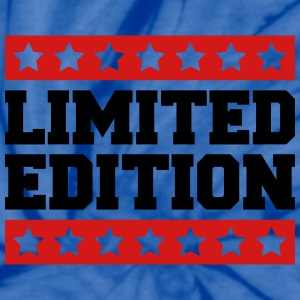 Limited Edition Stars Design T-Shirts - Unisex Tie Dye T-Shirt