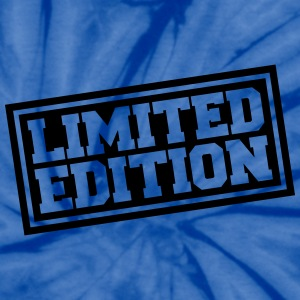 Limited Edition T-Shirts - Unisex Tie Dye T-Shirt