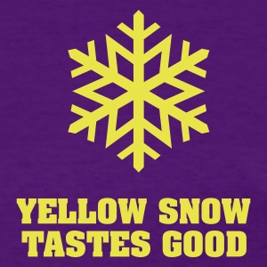 Yellow Snow Flake No.4 Women's T-Shirts - Women's T-Shirt