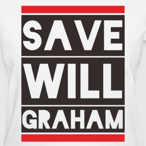 SAVE WILL GRAHAM Women's T-Shirts - Women's T-Shirt