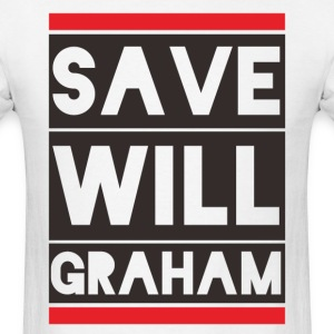 SAVE WILL GRAHAM T-Shirts - Men's T-Shirt