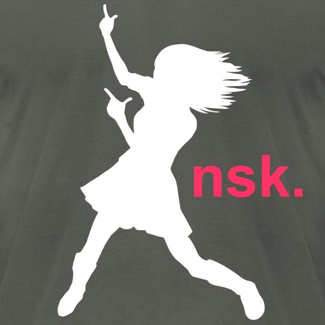 NSK Logo Asphalt