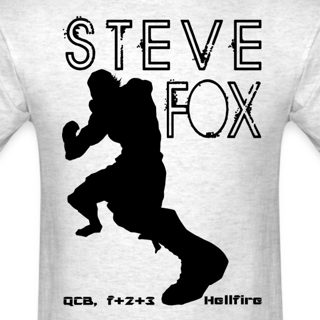 Steve Fox - HellFire light