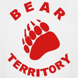 BEAR TERRITORY T-Shirts - Men's Tall T-Shirt