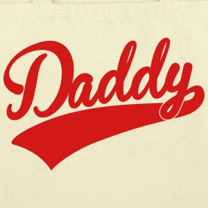 daddy Bags & backpacks - Eco-Friendly Cotton Tote