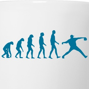baseball evolution Bottles & Mugs - Coffee/Tea Mug