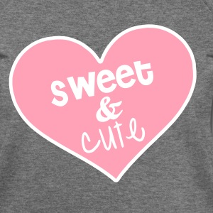 sweet & cute Long Sleeve Shirts - Women's Wideneck Sweatshirt