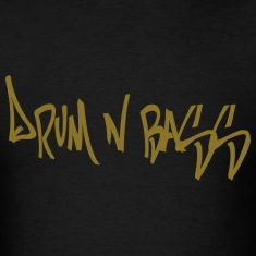 drum n bass T-Shirts
