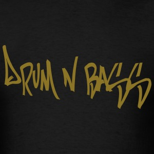 drum n bass T-Shirts - Men's T-Shirt