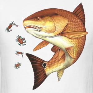 Redfish 1 - Men's T-Shirt