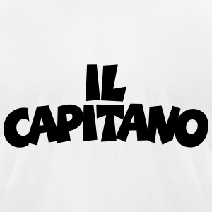 Il Capitano T-Shirt - Men's T-Shirt by American Apparel