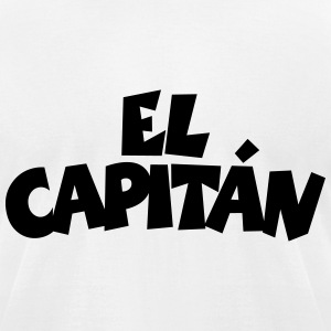 El Capitán T-Shirt - Men's T-Shirt by American Apparel