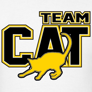 team cat T-Shirts - Men's T-Shirt