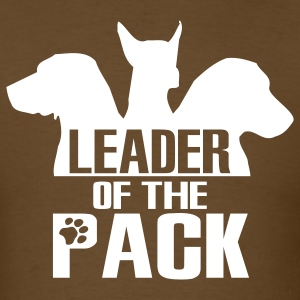 Leader of the pack T-Shirts - Men's T-Shirt
